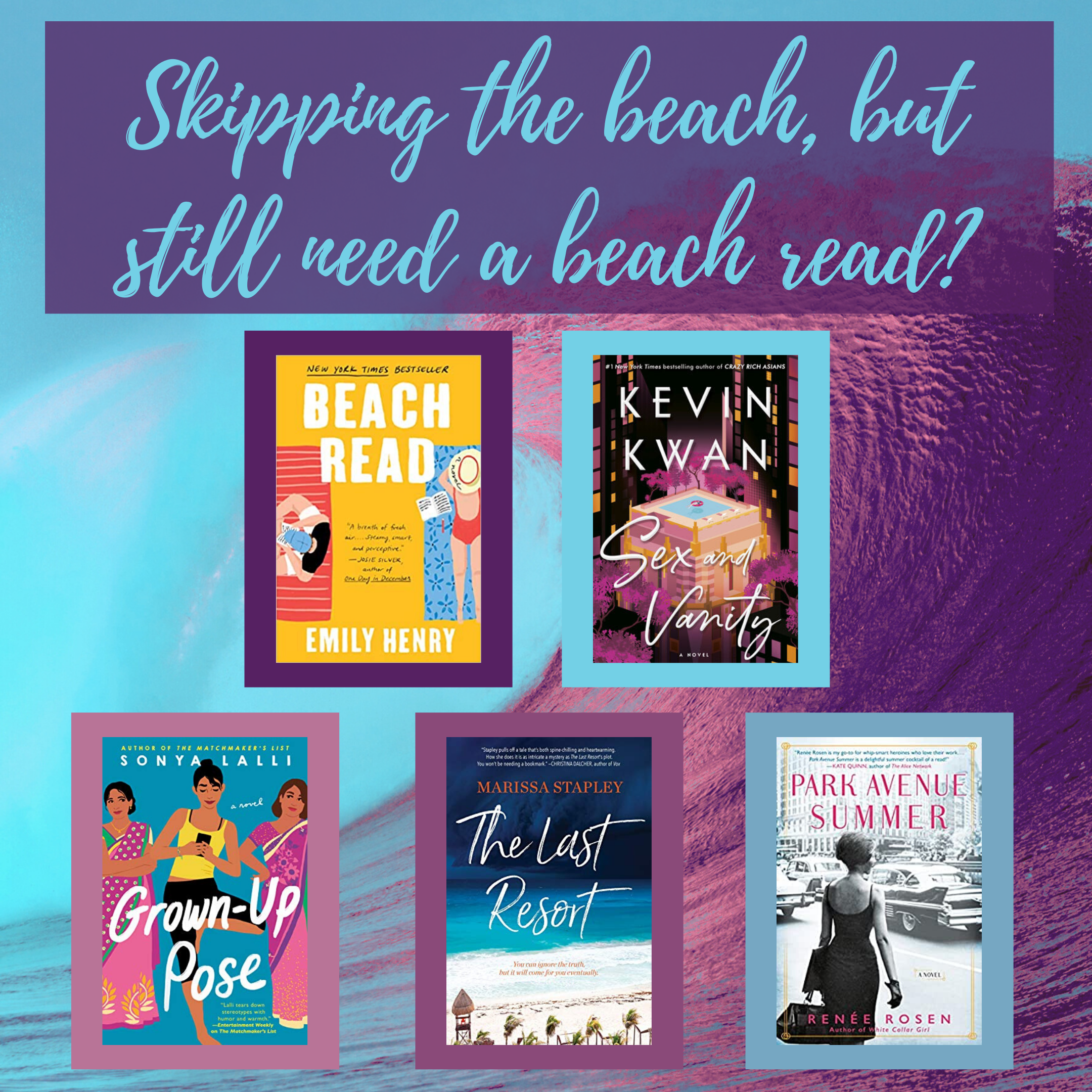Beach Read Recs