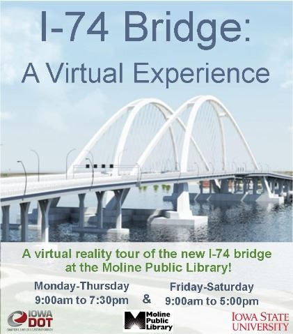New I-74 Bridge Virtual Tour